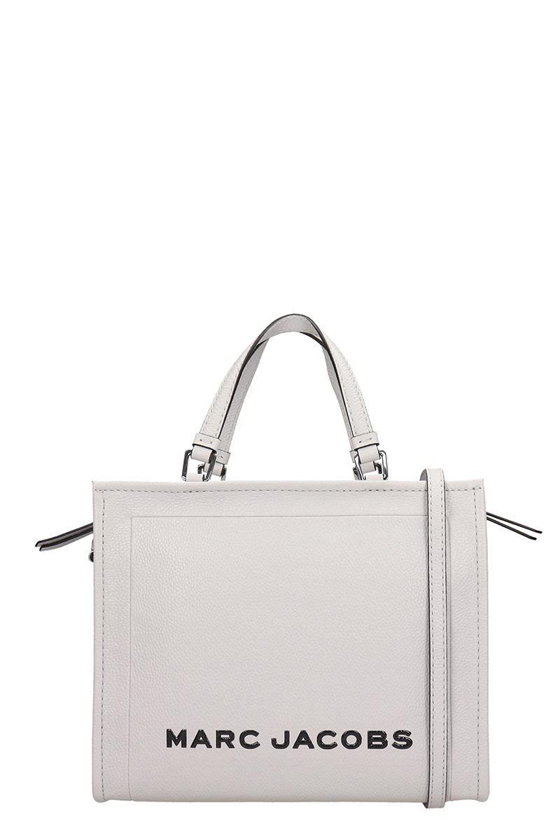 Marc Jacobs The Box Shop 29 Grey Leather Bag