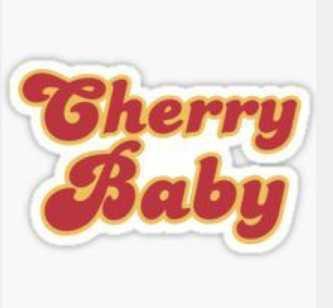 text: cherry baby