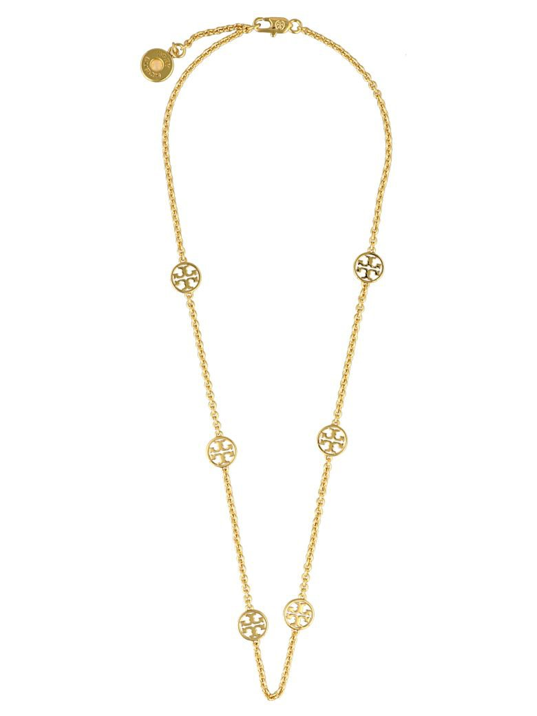 Tory Burch Tory Burch Delicate Logo Necklace - Tory gold - 10950859 | italist