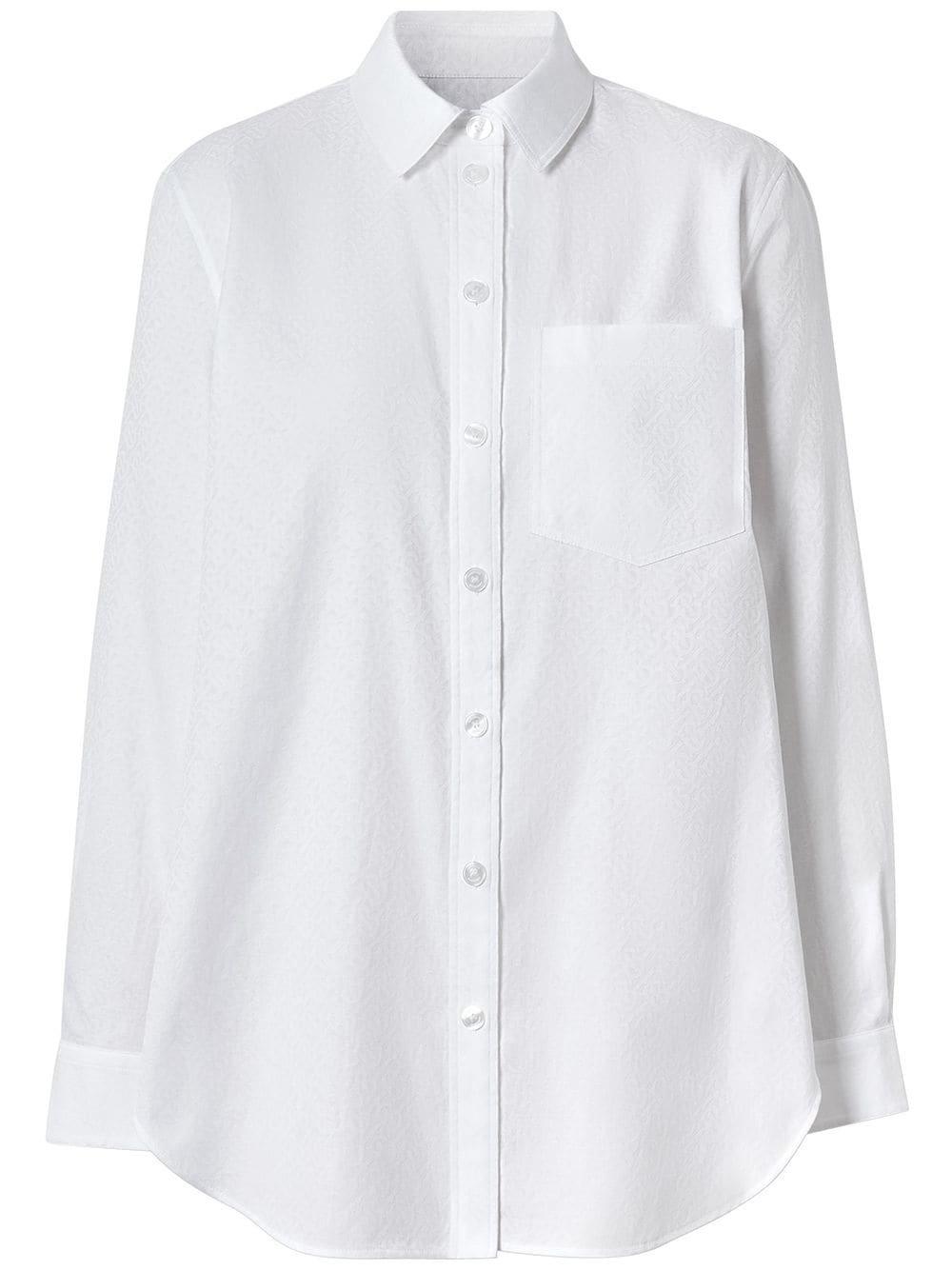 Burberry Monogram Shirt | Farfetch.com
