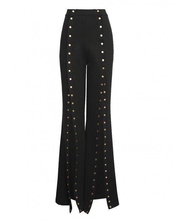 Uncover Trousers Black | MURMUR