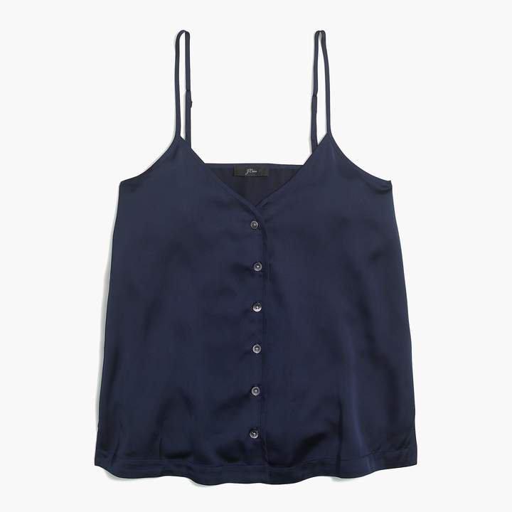 Button-up cami top