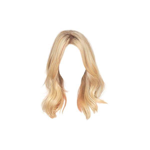 blonde wavy ucesy