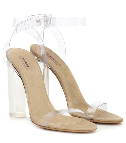 Transparent sandals (SEASON 8)