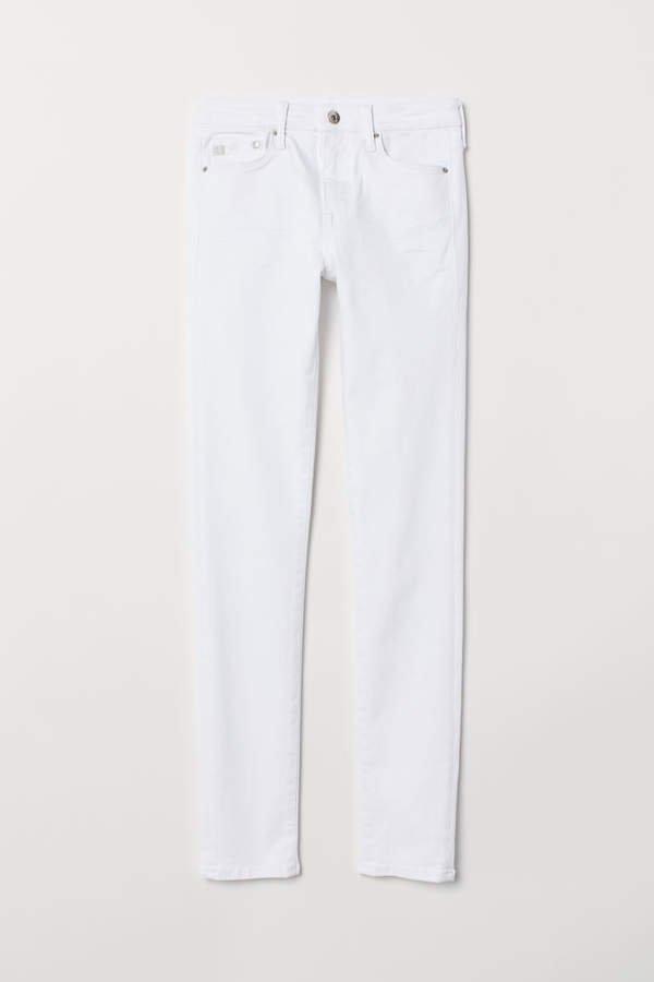 Shaping Skinny Regular Jeans - White