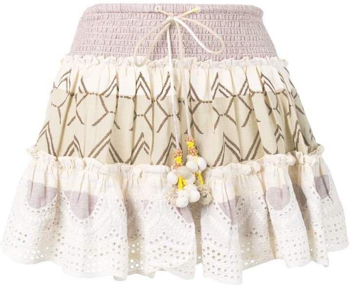 Hemant And Nandita Mana skirt