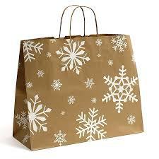 christmas shopping bags - Google Search
