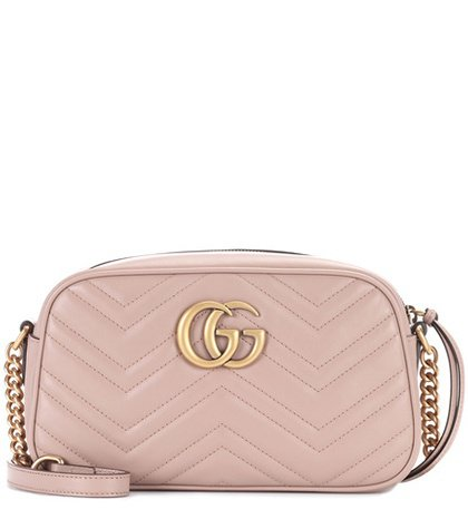 GG Marmont matelassé leather crossbody bag