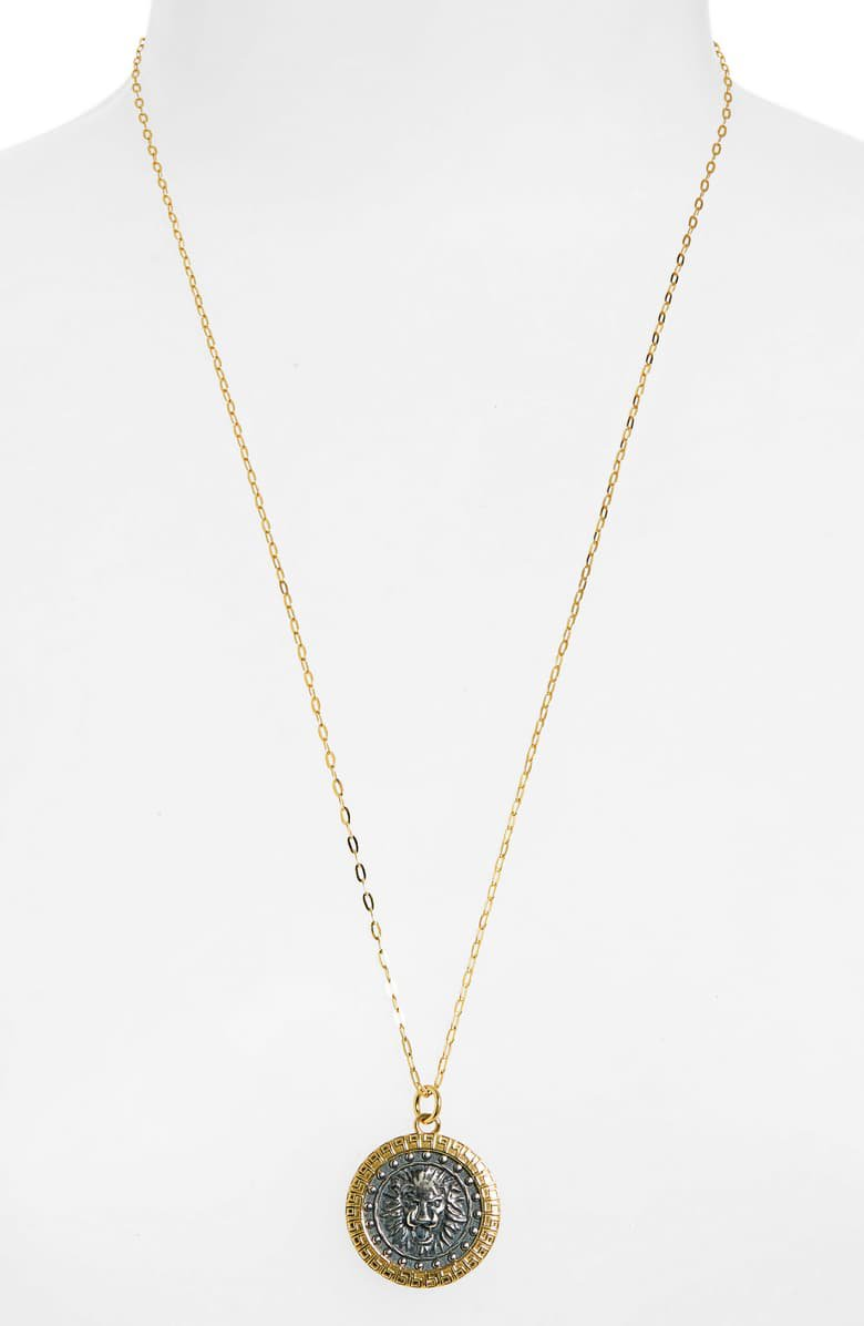 Argento Vivo Lioness Pendant Necklace | Nordstrom