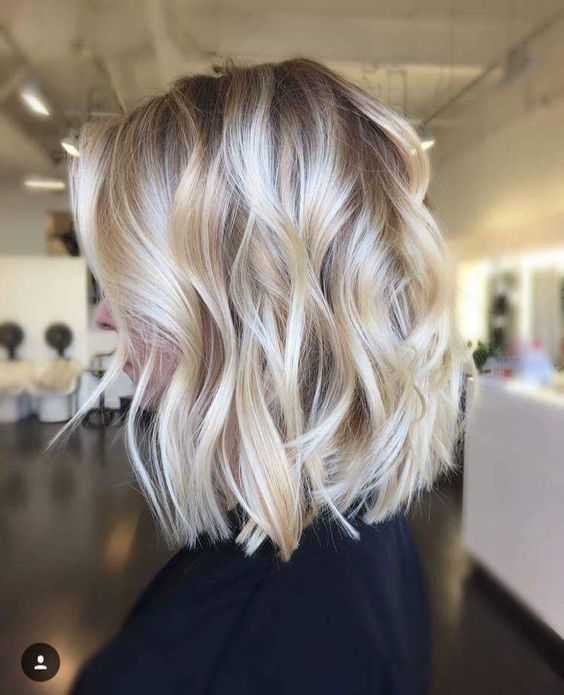 Short Blonde Hair Styles and Care - Short Hairstyles 2018