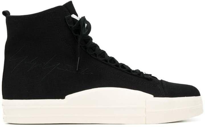 Yuben hi-top sneakers