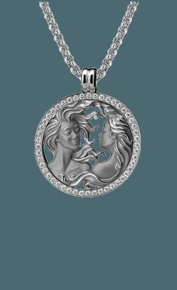 Magerit Gemini Necklace