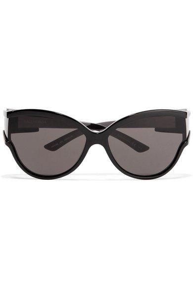 Balenciaga   Unlimited cat-eye acetate sunglasses   NET-A-PORTER.COM