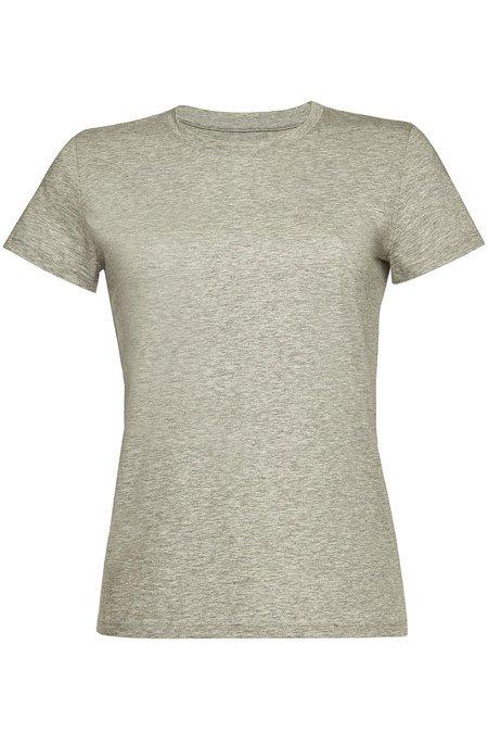 Vince - Pima Cotton T-Shirt - grey