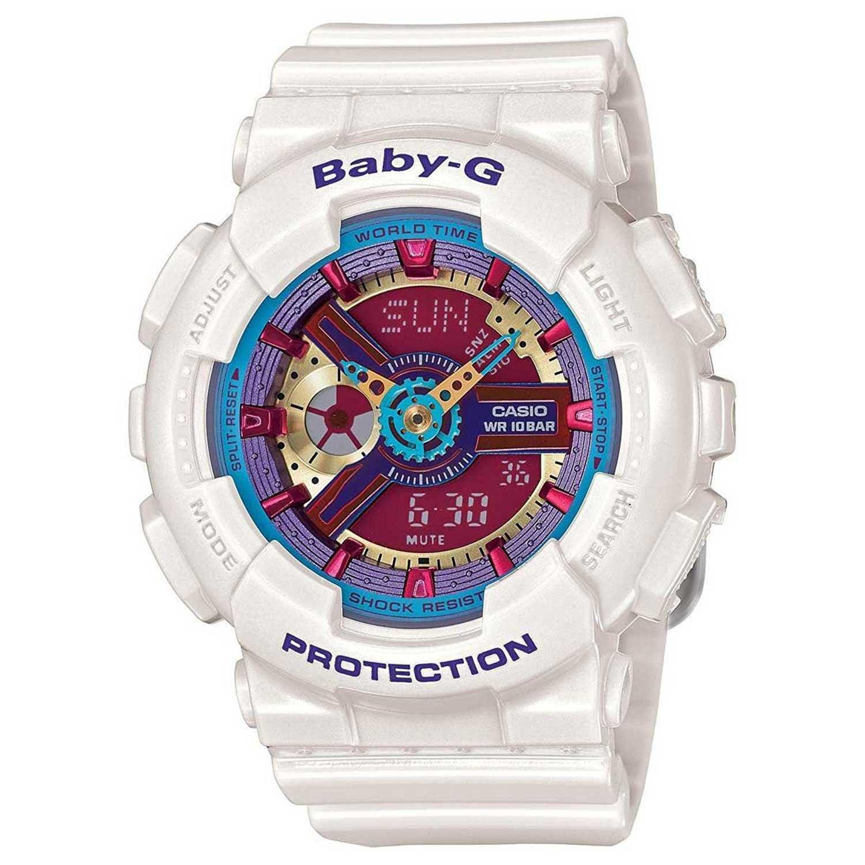 Baby-G: White Watch