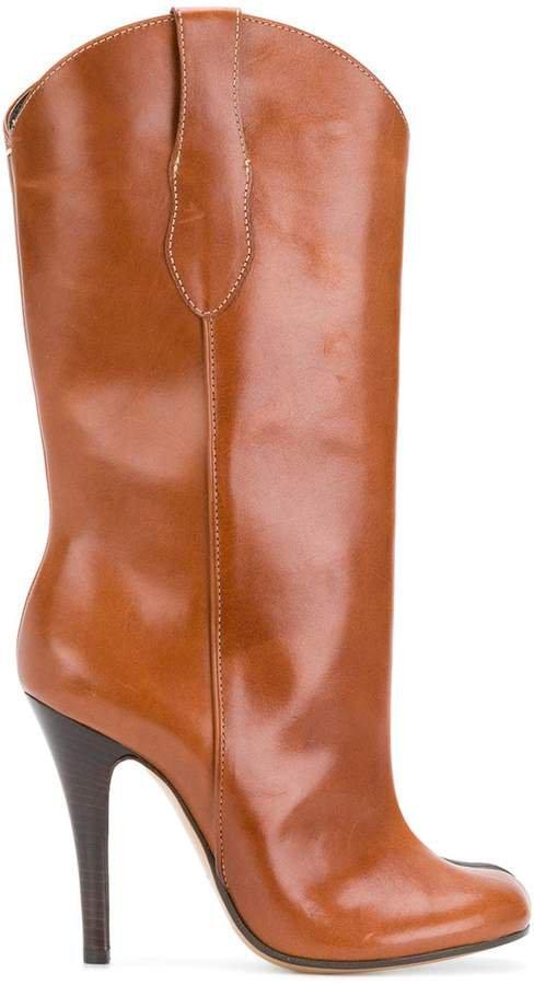 western Tabi boots