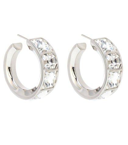 Tilly embellished earrings