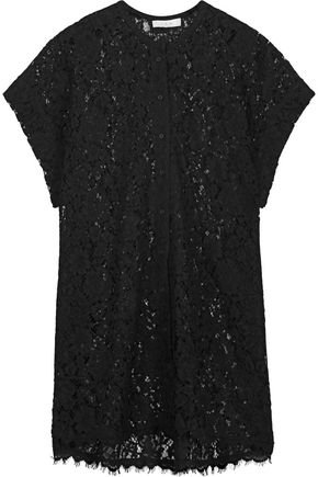 Amaury lace mini dress   IRO   Sale up to 70% off   THE OUTNET