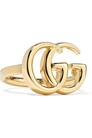 Gucci   18-karat gold ring   NET-A-PORTER.COM