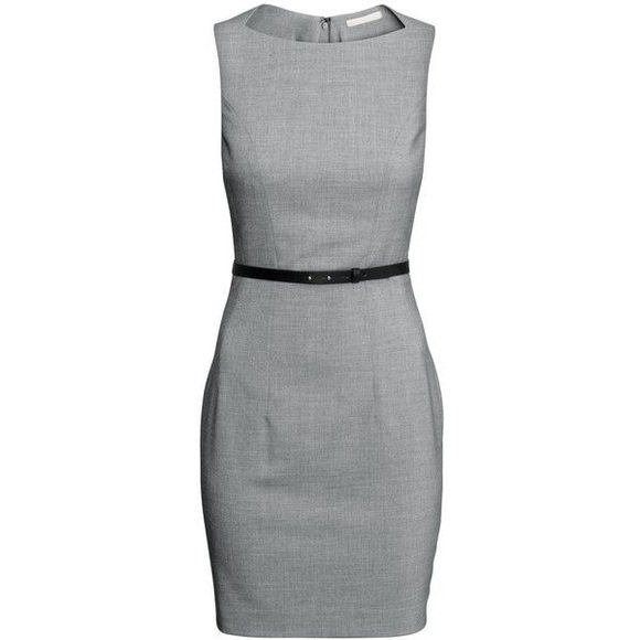 Business Dress Gray