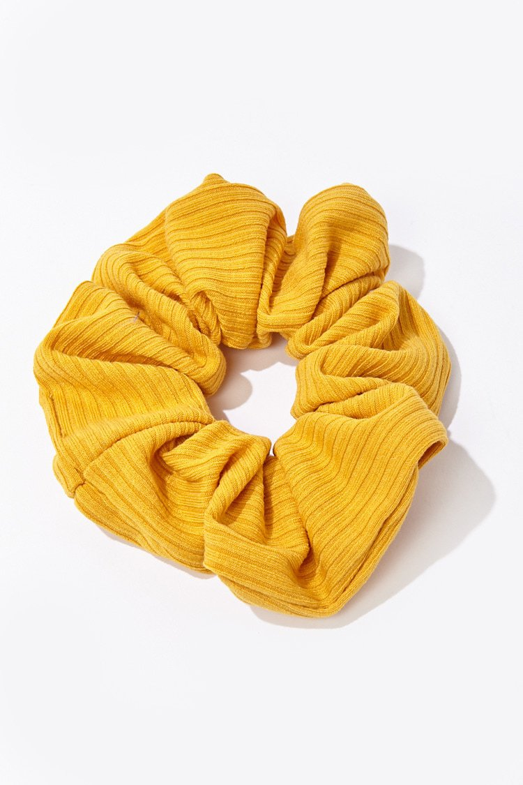 Ribbed Knit Scrunchie | Forever 21