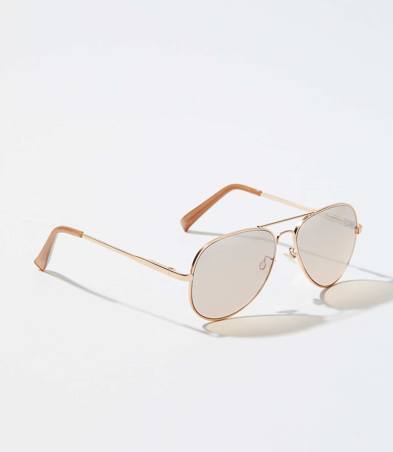 Aviator Sunglasses   LOFT