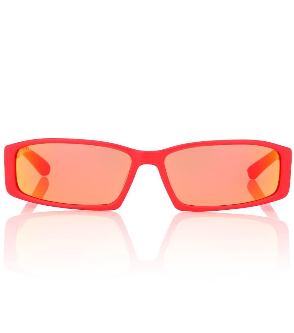BALENCIAGA Rectangle sunglasses