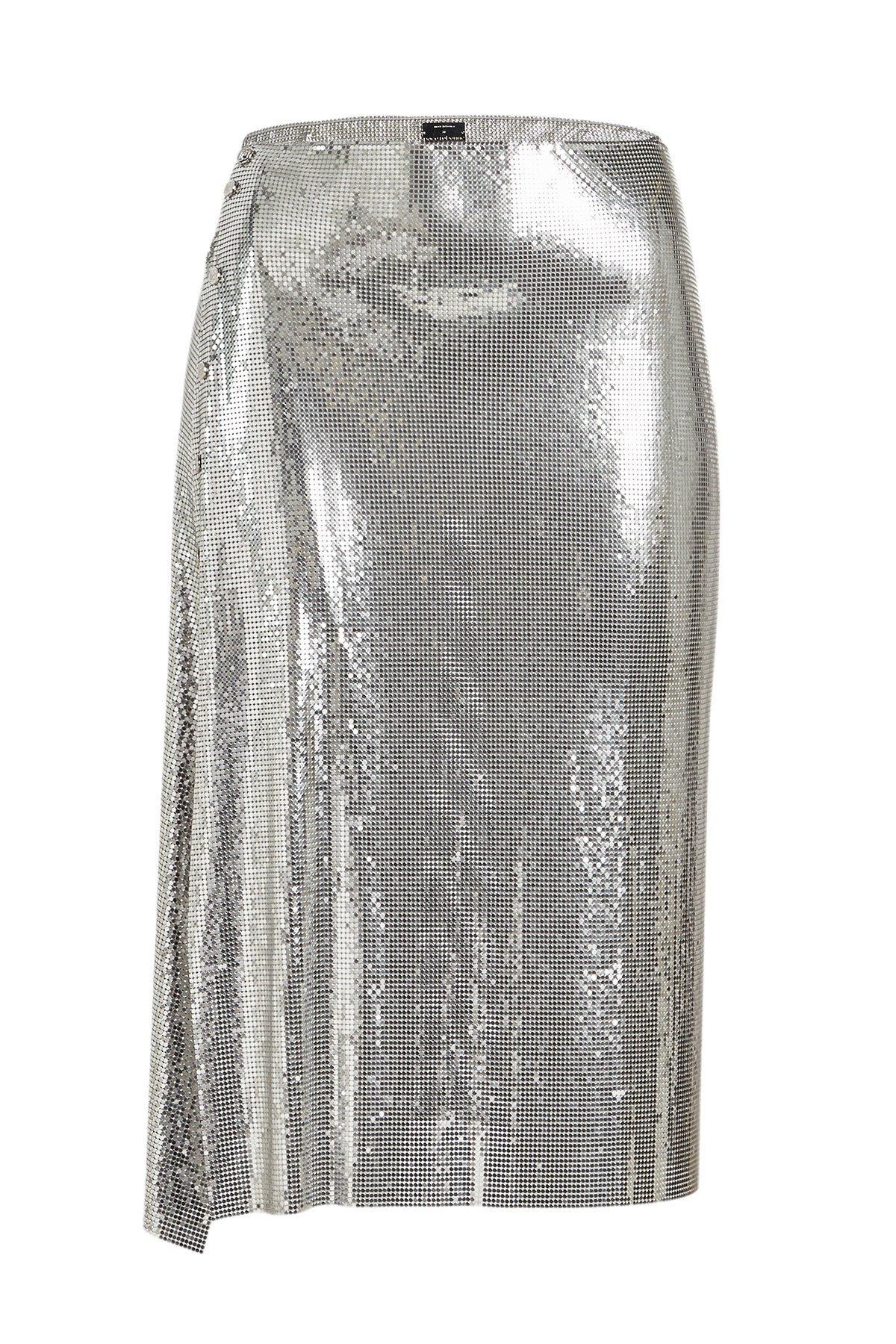 Draped Sequin Skirt Gr. FR 36