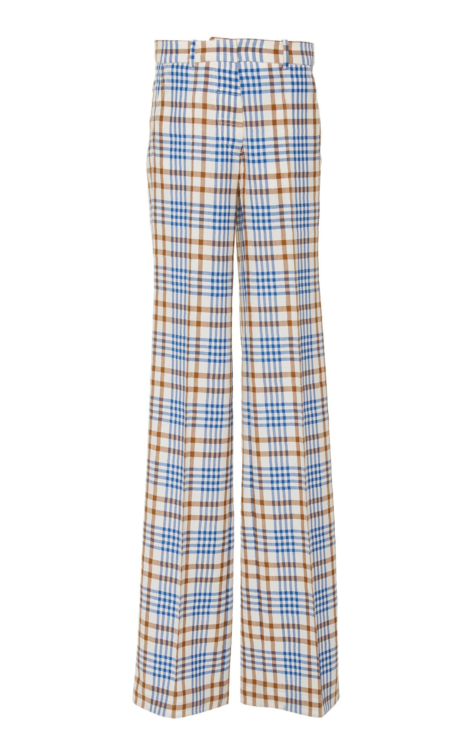 Victoria Beckham Wide Leg Trouser