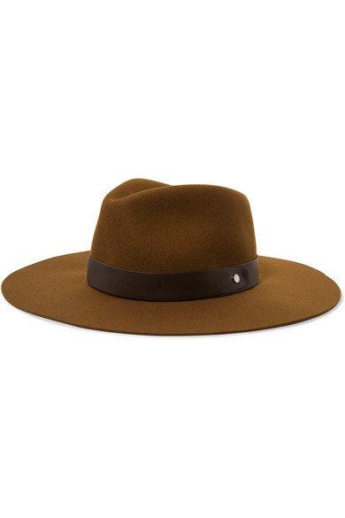 rag & bone fedora hat