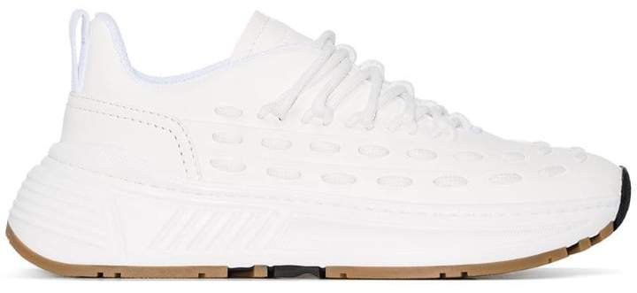 Speedster lace-up sneakers
