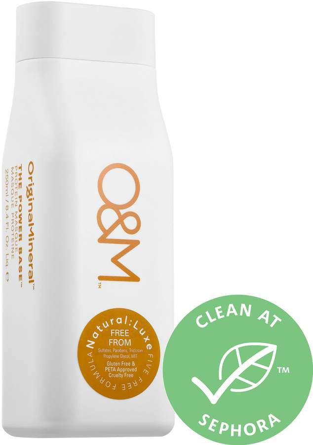 O&M - The Power Base Protein Mask