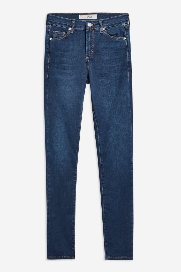 Indigo Leigh Jeans | Topshop