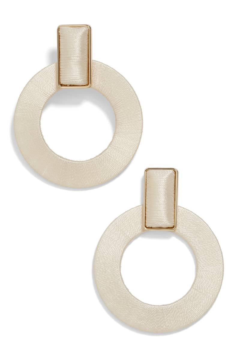 BaubleBar Marisela Hoop Earrings | Nordstrom