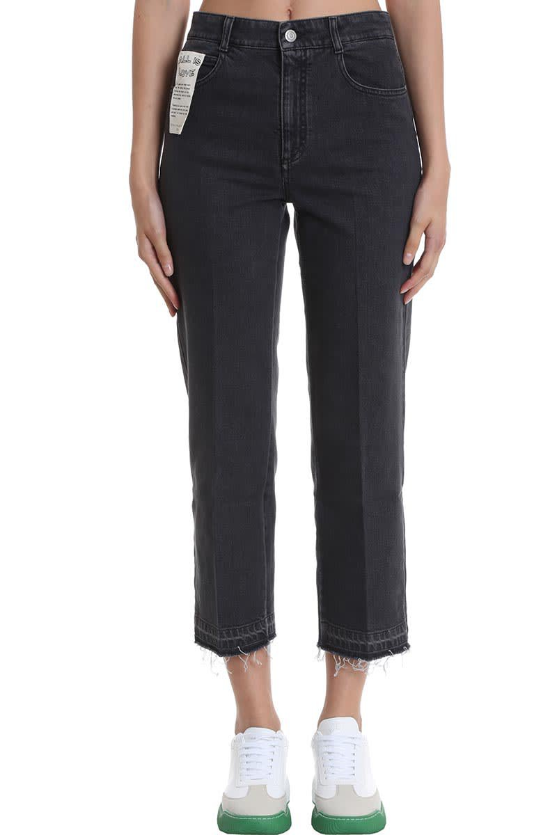 Stella McCartney Jeans In Black Denim