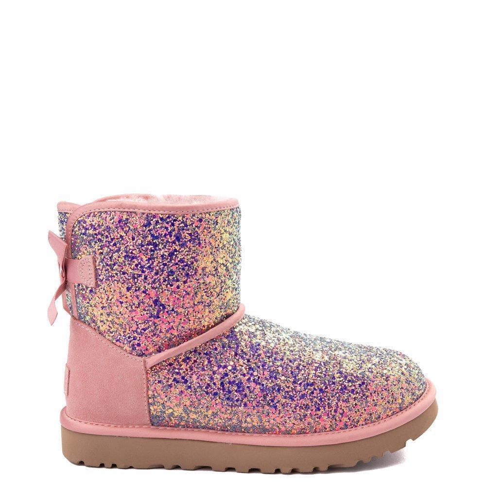 Womens UGG® Mini Bailey Bow II Cosmos Boot | Journeys