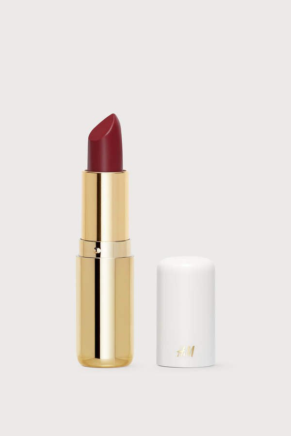Metallic Lipstick - Red