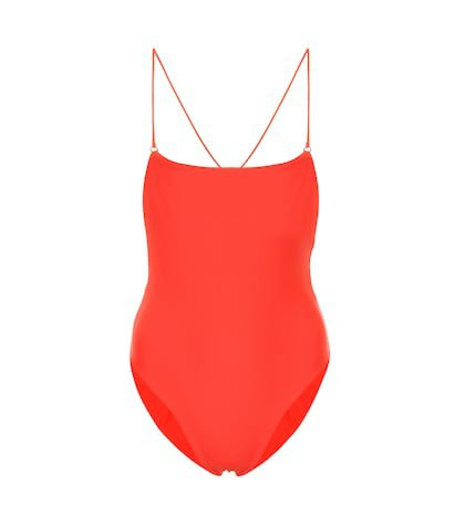 Tether swimsuit