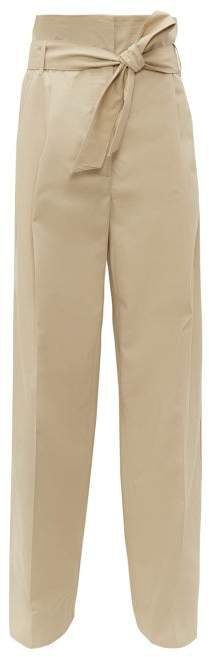 Holiday Trousers - Womens - Beige