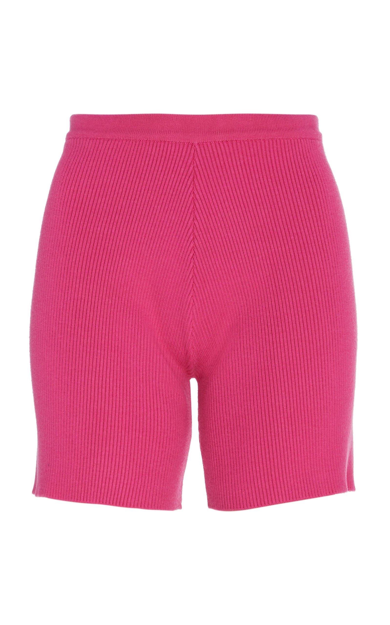 Apparis Penny Colored Biker Shorts Size: XL