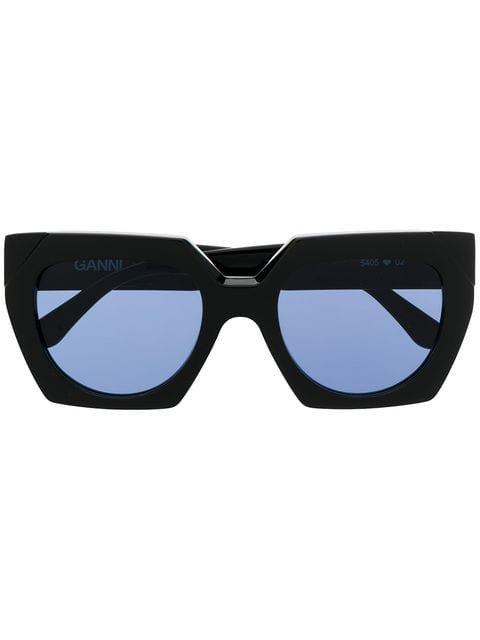 Ganni Dahlia Sunglasses - Farfetch