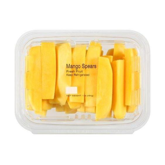 eat ur fruit (mango)