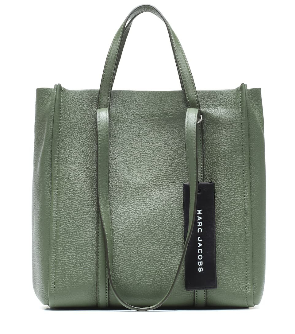 The Tag Leather Tote | Marc Jacobs - mytheresa.com