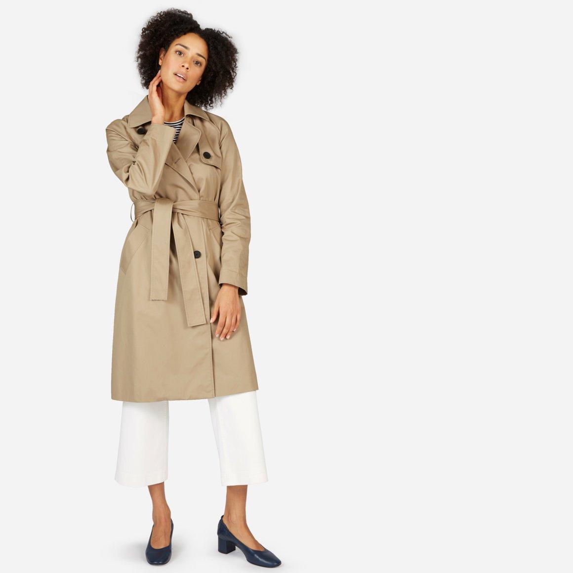 Women's Drape Trench Coat | Everlane