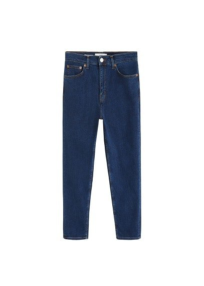 MANGO Mom slim jeans