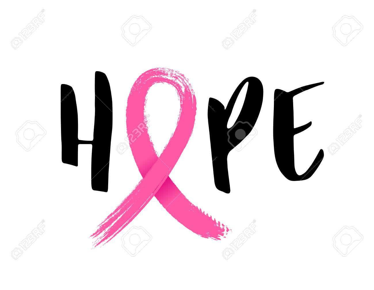 breast cancer pink ribbons posters - Google Search