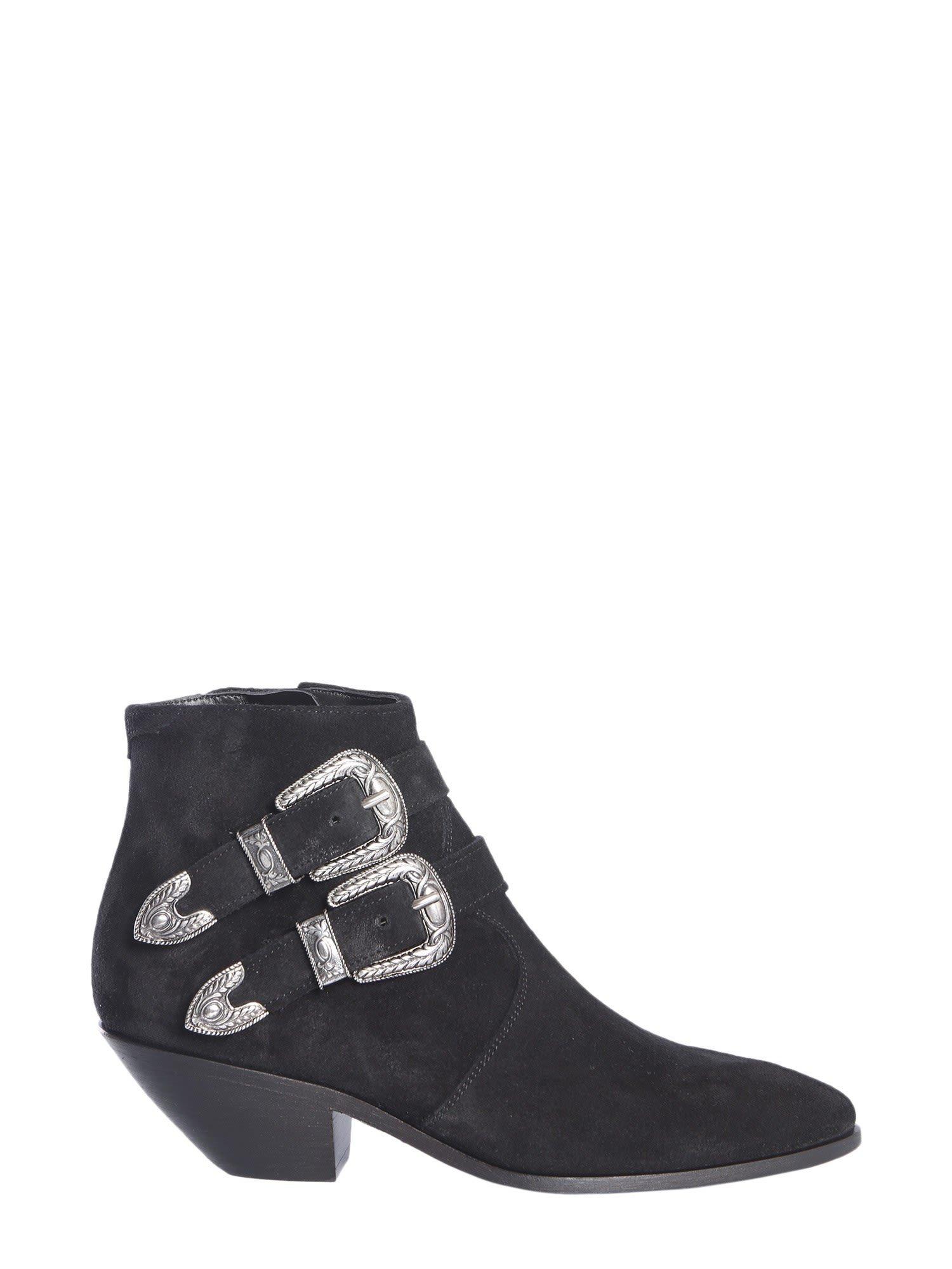 Saint Laurent Texano Boots