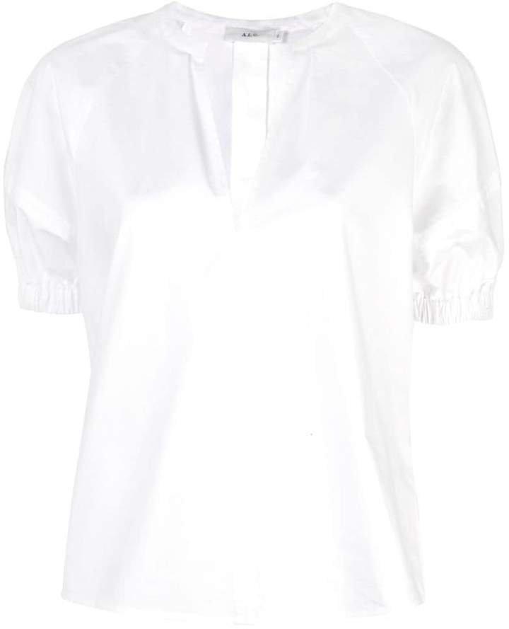 puff short sleeve shirt