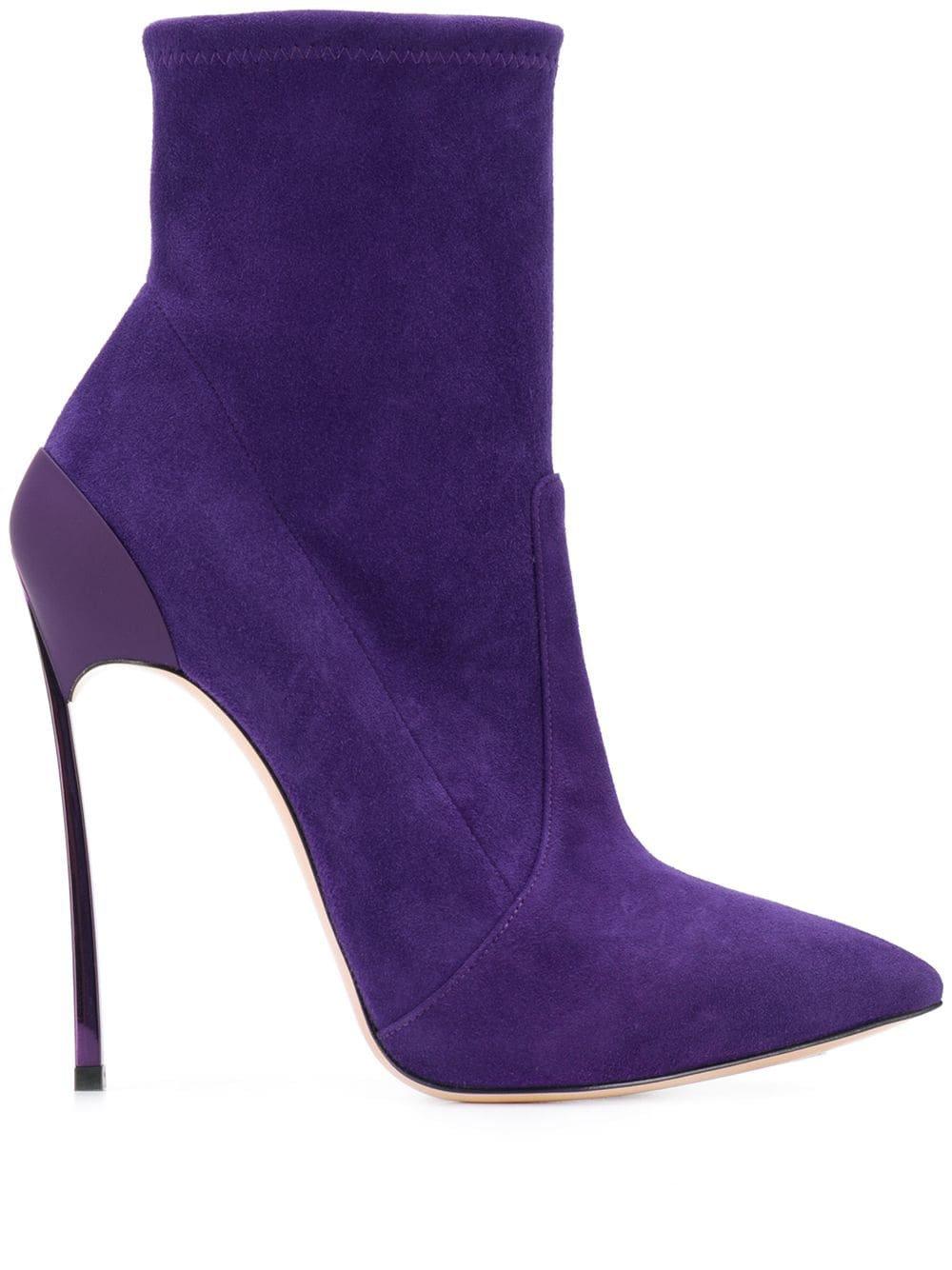 Casadei High Heel Sock Boots