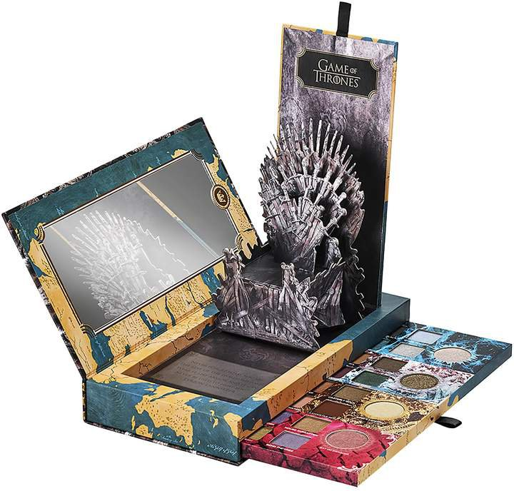 Game Of Thrones Eyeshadow Palette